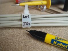 Kabel-Markierer, Elektriker-Marker